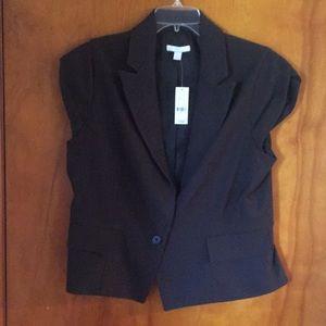 NWT NY&co short sleeved blazer